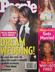 wedding planner beverly hills People Magazine