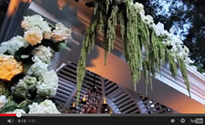 wedding planner belairhotel video 1