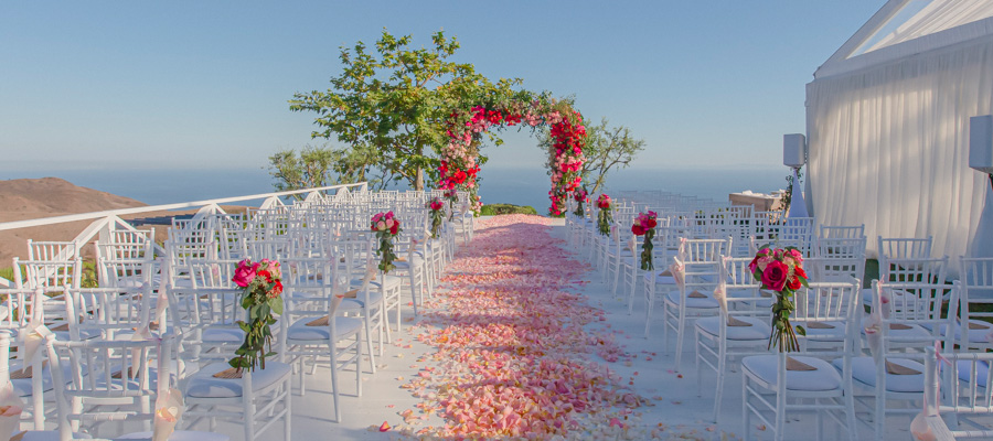 los angeles wedding planning malibu